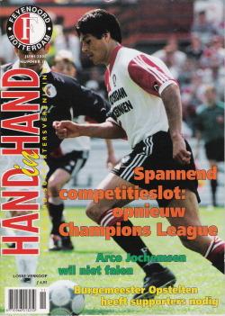 Hand in Hand Juni 2000