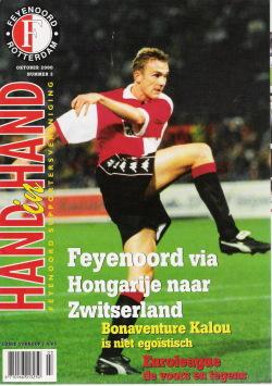 Hand in Hand Oktober 2000