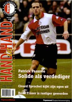 Hand in Hand Maart 2002
