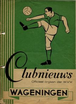 Clubnieuws Wageningen Juli 1947