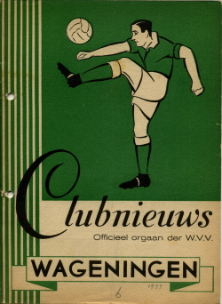 Clubnieuws Wageningen December 1947