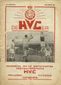 De HVC-er December 1954