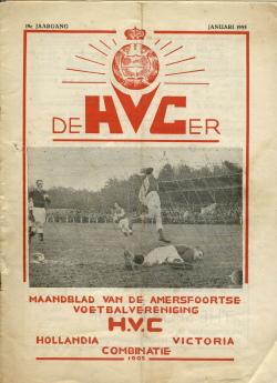 De HVC-er Januari 1955