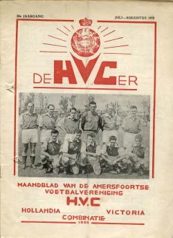 De HVC-er Juli-Augustus 1955