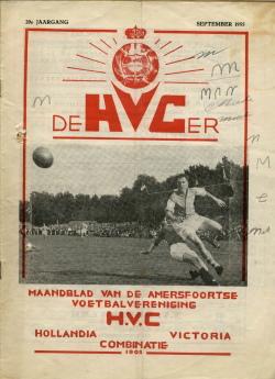 De HVC-er September 1955