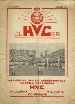 De HVC-er Oktober 1955