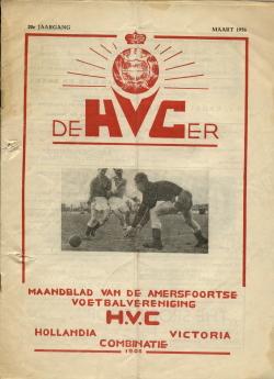 De HVC-er Maart 1956