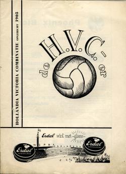 De HVC-er Augustus 1960