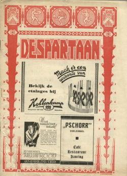 De Spartaan Februari 1938