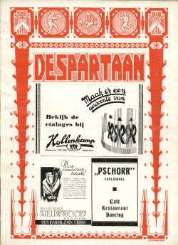 De Spartaan April 1938