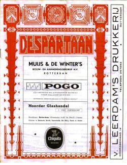 De Spartaan Mei 1968
