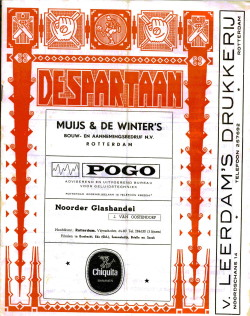 De Spartaan December 1968