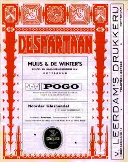 De Spartaan Juli-Augustus 1969