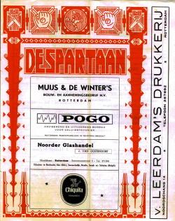 De Spartaan Oktober 1970