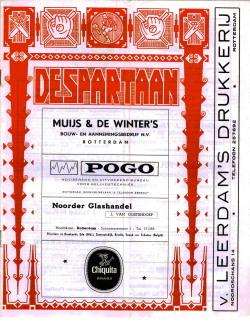De Spartaan November 1970