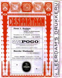 De Spartaan April 1971