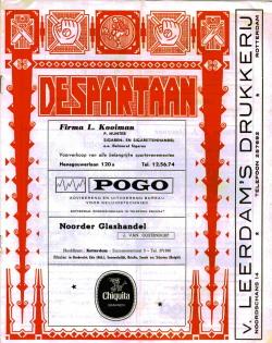 De Spartaan Mei 1971
