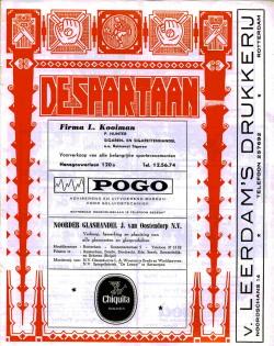 De Spartaan September 1971
