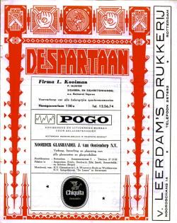 De Spartaan Oktober 1971