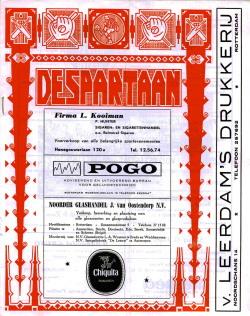 De Spartaan Februari 1972
