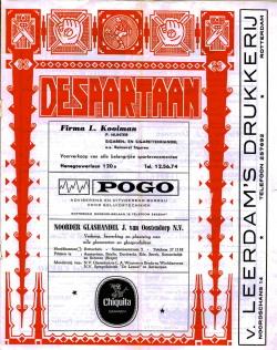 De Spartaan Maart 1972