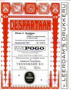 De spartaan September 1972