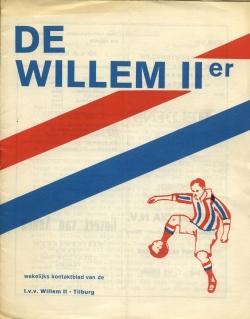 Cover De Willem-II-er