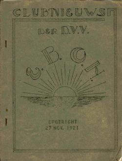 Clubnieuws EBOH April 1930