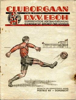 Clubnieuws EBOH Maart-April 1939