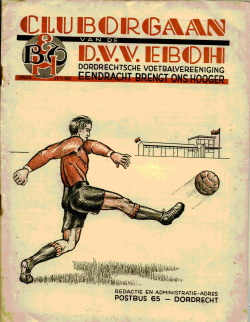 Clubnieuws EBOH Oktober 1939