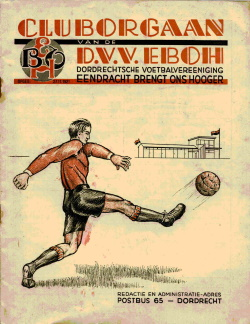 Cluborgaan EBOH Mei-Juni 1940