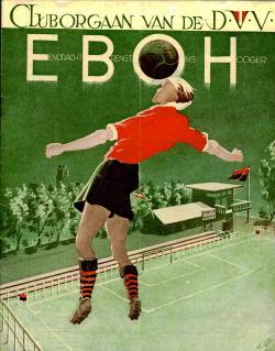 Cluborgaan EBOH Januari-April 1946