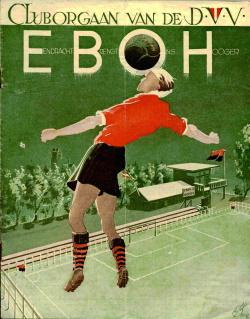 Cluborgaan EBOH Mei-Juni 1946