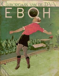 Cluborgaan EBOH November-December 1947