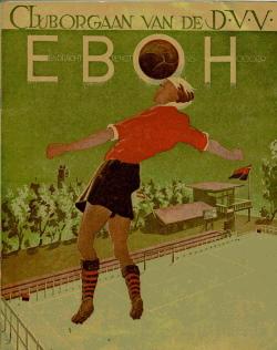 Cluborgaan EBOH Mei-Juni 1948
