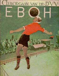 Cluborgaan EBOH Juli-Oktober