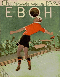 Cluborgaan EBOH November-December 1948