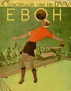 Cluborgaan EBOH Januari-Mei 1949