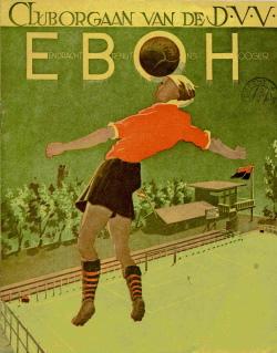 Cluborgaan EBOH Mei-November 1949