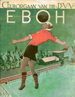 Cluborgaan EBOH November - Mei 1950