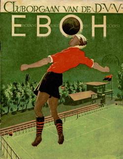 Cluborgaan EBOH Januari-September 1952