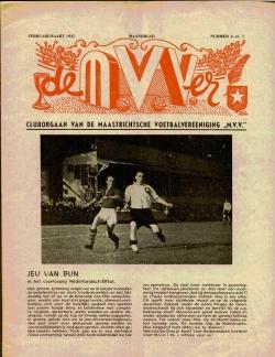 De MVV-er Februari-Maart 1947