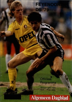 Programma Feyenoord - DS '79