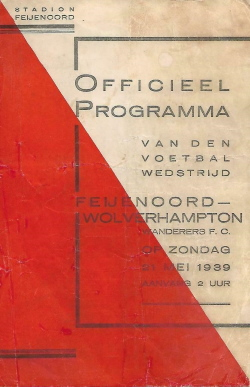 Programma Feyenoord - Wolverhampton Wanderers