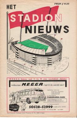 Programma Feyenoord - Schalke '04