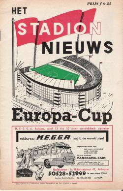 Programma Feyenoord - Tottenham Hotspur