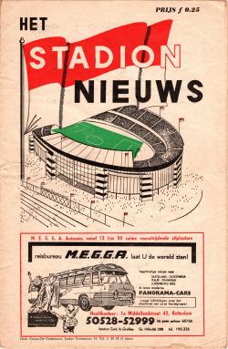 Programma Feyenoord - Volendam