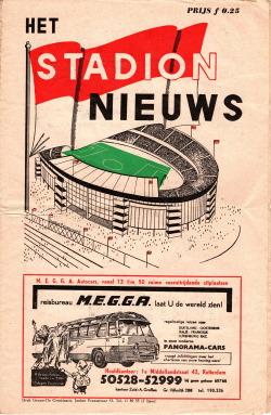 Programma Feyenoord - Servette
