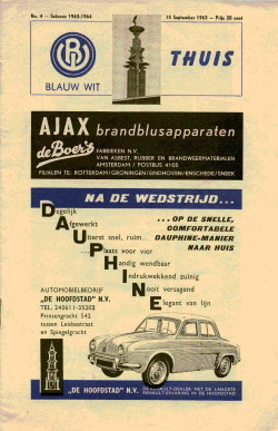 Programma Blauw-Wit - NAC