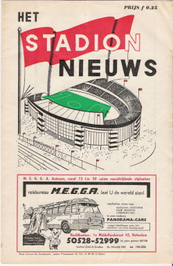 Programma Feyenoord - Blauw-Wit